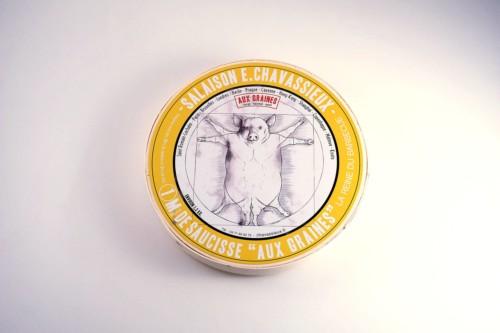 Emmanuel-Chavassieux-Salaison-Coutellerie-boutique-cuire-1m-boite-saucisse-graines-cochon
