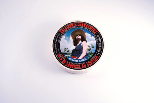 Emmanuel-Chavassieux-Salaison-Coutellerie-boutique-cuire-48cm-boite-saucisse-capres-linosa