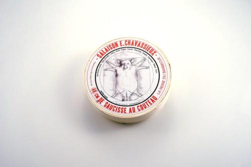 Emmanuel-Chavassieux-Salaison-Coutellerie-boutique-cuire-48cm-boite-saucisse-classique
