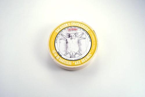 Emmanuel-Chavassieux-Salaison-Coutellerie-boutique-cuire-48cm-boite-saucisse-graines-cochon