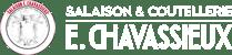 Salaison et Coutellerie – E. Chavassieux Logo